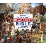【预订】Your Every Day Read and Pray Bible for Kids