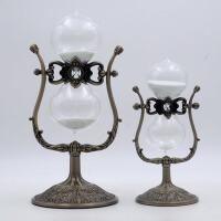 时间沙漏计时器欧式创意客厅摆件家居饰品结婚礼物实用软装工艺品