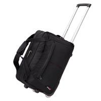 大容量手提拉杆拖包登机包男女牛津布软包旅行袋行李