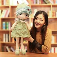 可爱女孩菲儿布娃娃公仔毛绒玩具洋娃娃创意玩偶生日圣诞礼物