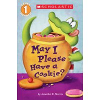 #May I Please Have a Cookie?我可以吃块饼干吗? 学乐分级读物1