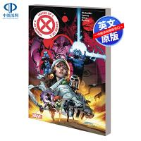 英文原版 X战警大事件X皇室 House of X/Powers of X 漫威漫画故事书