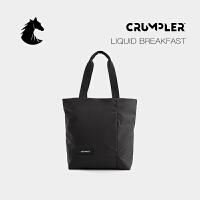 CRUMPLER澳洲小野人男女包手提包男士单肩包休闲潮商务公文包新款