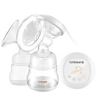 自动按摩双边抽挤拔乳器吸力大 吸奶器电动静音产后孕妇