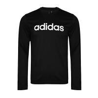 Adidas阿迪达斯 男装 运动休闲圆领长袖T恤套头衫 DH3986