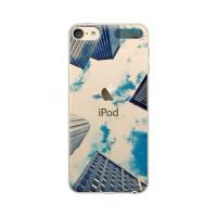 苹果ipod touch6保护套ipod touch6外壳苹果touch5保护壳半透硬薄