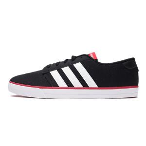 Adidas阿迪达斯男鞋  NEO运动生活低帮透气休闲鞋 B74220 现
