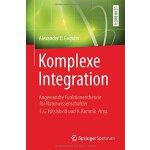 【预订】Komplexe Integration: Angewandte Funktionentheorie Fur