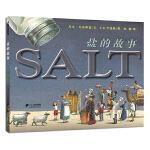 盐的故事 马克克伦斯基,S.D.辛德勒,赵静 9787539197869 21世纪出版社 新华书店 品质保障