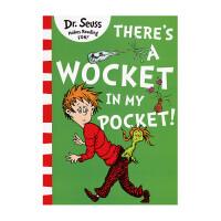 There's a Wocket in My Pocket 口袋里的毛怪 [4-8岁]