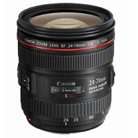 、佳能专卖Canon/佳能 EF 24-70mm f4L IS USM镜头、全新扣机镜头