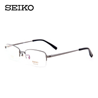 超轻精工眼镜架 近视商务眼镜框男 配光学近视眼镜半HT01077