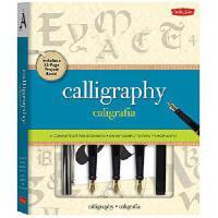 【预订】Calligraphy Kit: A Complete Lettering Kit for Beginners