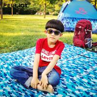 【品牌特惠】法国PELLIOT野餐垫防潮垫野炊地垫帐篷垫爬行垫加厚郊游野餐布