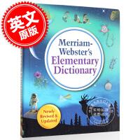 现货 韦氏初级儿童基础词典字典 英文原版 Merriam Webster's Elementary Dictionar