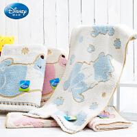 迪士尼(Disney)毛巾家纺 维尼小熊纯棉毛巾洗脸柔软割绒全棉儿童成人74*34