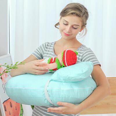 孕妇枕头哺乳垫 喂奶枕哺乳枕抱枕护腰枕婴儿学坐枕