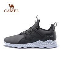 camel骆驼运动鞋新款秋冬男减震耐磨跑步鞋学生时尚透气舒适休闲鞋