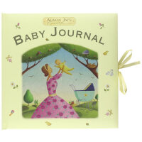Alison Jay's Baby Journal (Baby Record Book)宝宝成长日记(精装)ISBN9