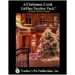 【预订】Litplan Teacher Pack: A Christmas Carol