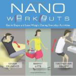 【预订】Nano Workouts: Get in Shape and Lose Weight During Ever