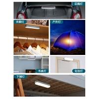 台灯护眼学习学生充电学习创意卧室LED台灯便携折叠触摸调光 6of
