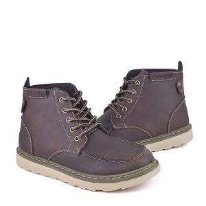男式 新款英伦休闲运动鞋子男白潮鞋百搭跑步鞋