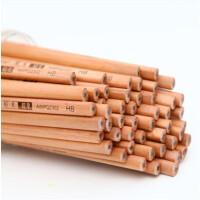 晨光Q2302/2303 原木三角笔杆 铅笔 30/50支装 HB 小学生铅笔