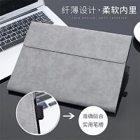 微软 pro6/5/4/3保护套go平板电脑内胆包桌面支架外壳皮套 以下是surface pro3