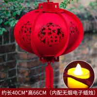 福喜临门手工春节元宵大灯笼新年装饰用品过年阳台挂件 福喜临门