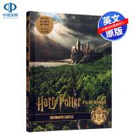 英文原版 Harry Potter: Film Vault: Volume 6 哈利波特电影系列丛书第6卷 霍格沃茨城堡