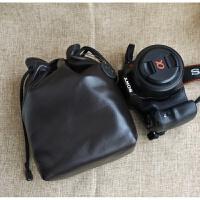 索尼sony A7R2相机包A7R3 A9 A7M2 皮套 微单内胆包手工定制