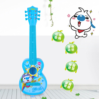 学生吉他练习卡通小吉他辛巴狗狗玩具男孩吉他女孩音乐玩具小吉他a291