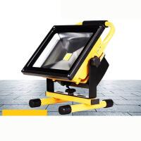 投光灯充电户外照明灯led防水篮球场灯便携式手提家用工地应急灯