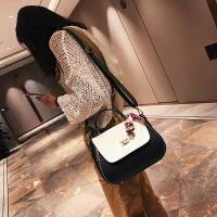 包包女新款韩版潮大容量手提包女包时尚简约百搭单肩斜挎包 默认1