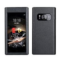三星w2018手机套W2019手机套w2017翻盖皮套G9298真皮G9198保护壳大器四五W201