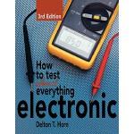 【预订】How to Test Almost Anything Electronic