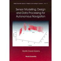 【预订】Sensor Modelling, Design and Data Processing for Autono