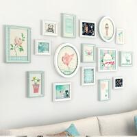 简约现代餐厅照片墙装饰相框墙创意个性卧室相片框挂墙组合相片墙