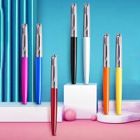 派克parker派克钢笔2019乔特复古多色墨水笔学生练字笔