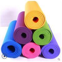 舞蹈垫子男女士健身垫平板支撑垫瑜伽垫无味tpe加厚加宽初学者防滑