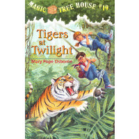 Magic Tree House #19:Tigers at Twilight 神奇树屋19:丛林惊奇 9780679