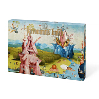 英文原版 耶罗尼米斯・博斯绘画作品集 珍藏版艺术书 Hieronymus Bosch: Complete Works 从