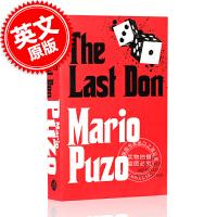 [现货]英文原版 The Last Don. Mario Puzo 末代教父 教父三部曲之三 马里奥普佐 进口原版小说