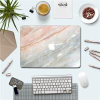 创意大理石苹果笔记本贴膜全套macbook air 13寸pro电脑外壳贴纸SN4427 Air 13