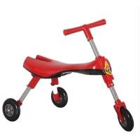 儿童可折叠三轮童车学步车螳螂车儿童车三轮车蚂蚁车