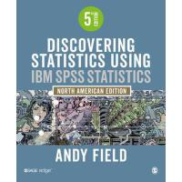 【预订】Discovering Statistics Using IBM SPSS Statistics