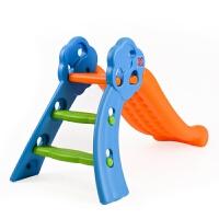 滑梯儿童室内家用趣味折叠塑料小滑滑梯幼儿园宝宝玩具 抖音 天蓝桔2012-08