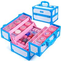 儿童化妆品公主彩妆盒套装女孩玩具过家家玩具生日礼物
