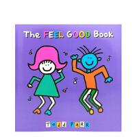 英文原版 The Feel Good Book 感觉好极了 [平装] [2~5岁]